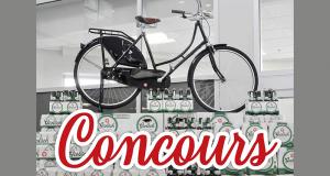 Gagnez un vélo offert par Pasquier et Grolsch
