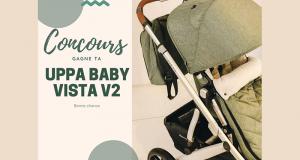 La nouvelle poussette UPPAbaby Vista V2