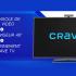 Téléviseur 40 pouces - Console de jeu et un abonnement de CRAVE TV