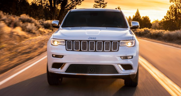 Un Jeep Grand Cherokee 2020 en location 12 mois