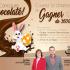 Un chocolat de 3600 grammes