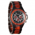 Un montre KONIFER KRONO RUBY