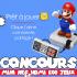 Une console mini NES incluant 600 jeux