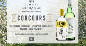 Une journée pour 4 au Domaine Lafrance (Valeur de 1200$)