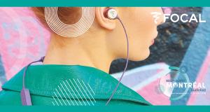 Une paire d'écouteurs sans-fil Sphear de Focal (Valeur de 319$)