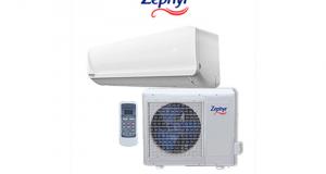 Une thermopompe murale Zephyr Toshiba (Valeur de 2500$)