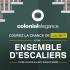 2 Ensembles d'escaliers Colonial Elegance (2500 $ chacun)