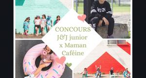 3 cartes cadeaux de 100$ à la boutique en ligne J&J Junior