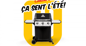 Barbecue Broil King de 40 000 BTU (Valeur de 599$)