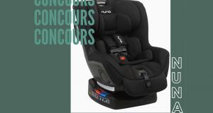 Gagnez un siège pour bébé Nuna Rava