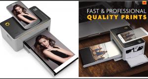 Imprimante Kodak portable pour cellulaire et clés USB