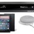 Un récepteur enregistreur 830 - Tablette Fire HD 8 ou Google Home