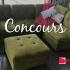 Un sofa de la Collection Nice