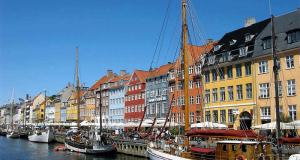 Un voyage en 2021 d'une semaine pour deux personnes à Copenhague