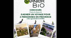 Un voyage pour 2 en Provence (Valeur de 10 000$)