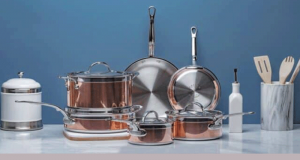 Ensemble casserole Hestan CooperBond Ultra Premium