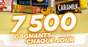 Gagnez 5000$ en argent - 1 an d'essence ... (7500 gagnants chaque jour)