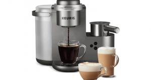 Gagnez une machine Keurig Cappuccino