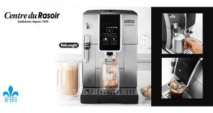 Gagnez une machine espresso automatique DINAMICA (Valeur de 1299$)