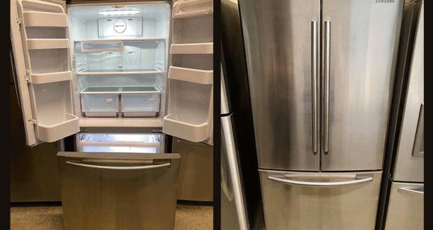 Un Réfrigérateur d'une valeur de 1 000$