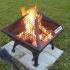 Un foyer Flambeau d'une valeur de 375$