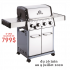 Un barbecue Broil King d'une valeur de 799$