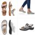 Une paire de sandales Rieker ou Remonte