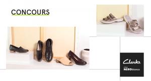 2 paires de chaussures de grande qualité CLARKS