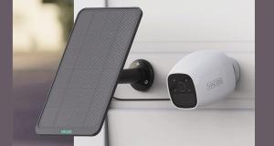 Caméra de sécurité Vacos + panneau solaire