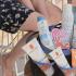 Un assortiment de crèmes solaires de 500$
