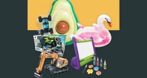 Un assortiment de jouets