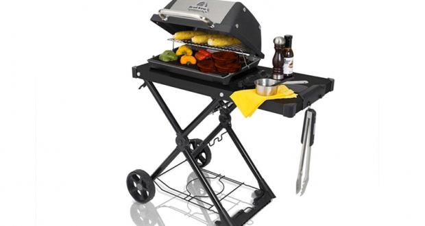 Un barbecue Broil King de 500$