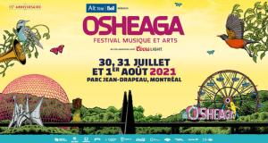 Weekend VIP pour 2 personnes pour OSHEAGA 2021