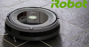 Aspirateur intelligent iRobot