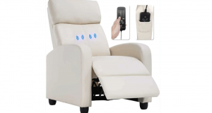 Fauteuil de massage inclinable
