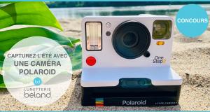 Gagnez Une caméra Polaroid