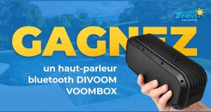Haut-parleur Bluetooth DIVOOM VOOMBOX
