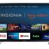 Téléviseur intelligent 4K UHD Insignia de 43 po