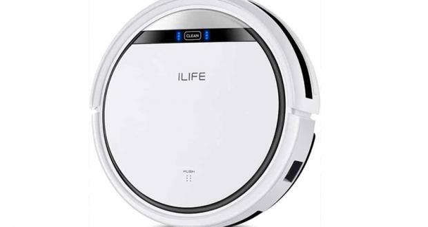 Aspirateur robotique ILIFE V3s Pro