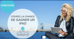 Courez la chance de gagner un iPad