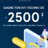 GAGNEZ UN KIT TECHNO DE LA RENTRÉE (Valeur de 2500$)