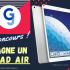 Gagnez un Ipad Air de 650 $