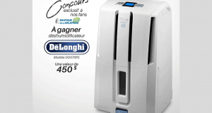 Un déshumidificateur De'Longhi North Americ