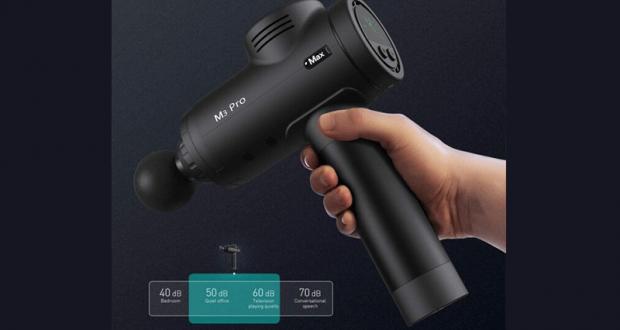 Un pistolet de massage M3 Pro