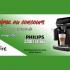 Une machine à café Philips 3200 LatteGo
