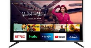 Une télévision Toshiba Smart HD 32 pouces