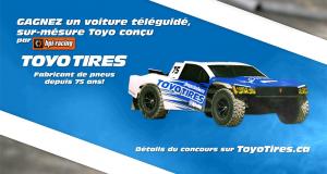 20 camions radioguidés co-marqués Toyo Tires - HPI-Racing