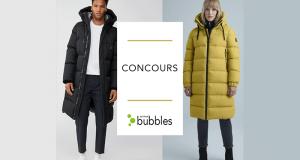 Gagne ton manteau d'hiver