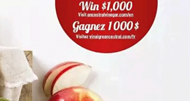 Gagnez 1000 $ d'épicerie