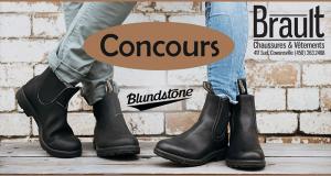 Gagnez une paire de Blundstone au choix